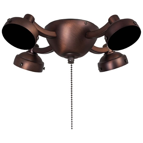 Minka Aire Minka Aire Fans Dark Brushed Bronze Fan Light Kit K34-DBB
