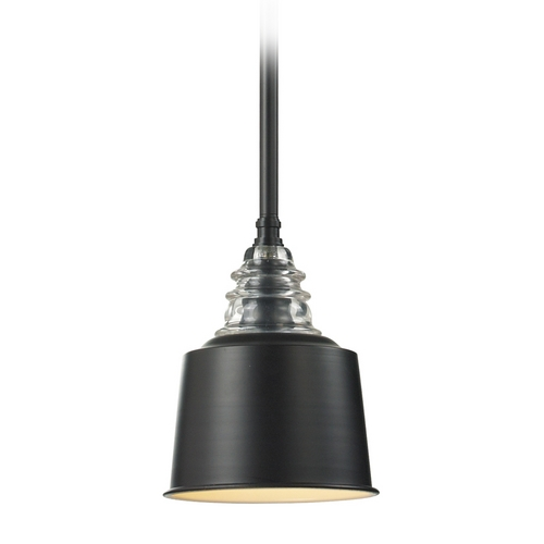 Elk Lighting LED Mini-Pendant Light 66818-1-LED