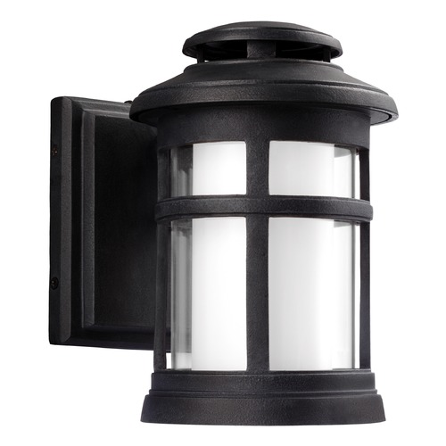 Feiss Lighting Feiss Lighting Oakfield Dark Weathered Zinc LED Outdoor Wall Light OL12500DWZ-LED