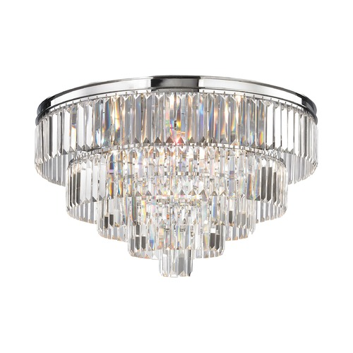 Elk Lighting Elk Lighting Palacial Polished Chrome Chandelier 15216/6