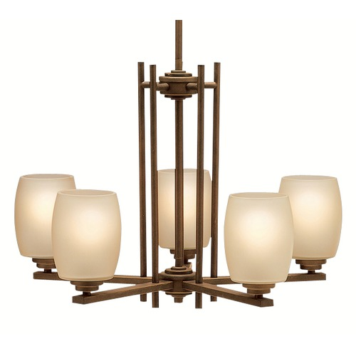 Kichler Lighting Kichler Lighting Eileen Olde Bronze LED Chandelier 1896OZL16