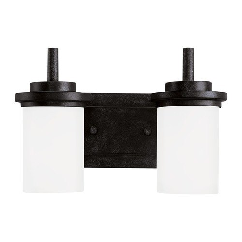 Sea Gull Lighting Sea Gull Lighting Winnetka Blacksmith LED Bathroom Light 44661EN3-839