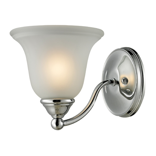 Cornerstone Lighting Cornerstone Lighting Shelburne Chrome Sconce 5501BB/30