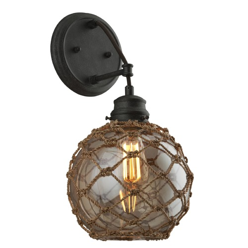 Troy Lighting Troy Lighting Outter Banks Shipyard Bronze Sconce B4751