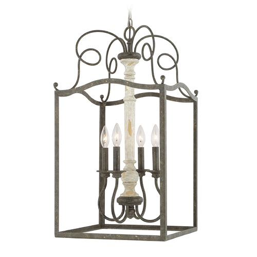 Capital Lighting Capital Lighting Vineyard French Country Pendant Light 510342FC