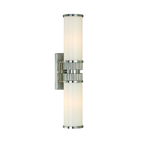 Hudson Valley Lighting Harper Polished Nickel Bathroom Light 1562-PN