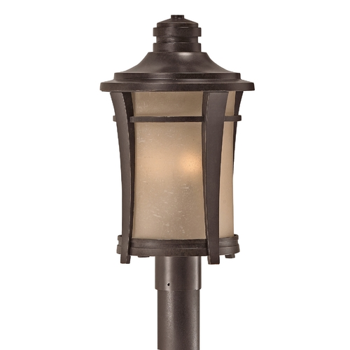 Quoizel Lighting 19-1/2-inch Post Light HY9011IB