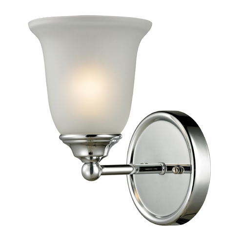 Cornerstone Lighting Cornerstone Lighting Sudbury Chrome Sconce 5601BB/30