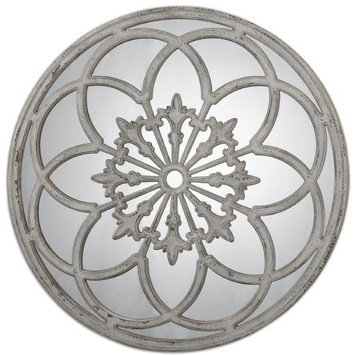 Uttermost Lighting Uttermost Conselyea Round Mirror 13868