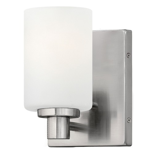 Hinkley Hinkley Karlie Brushed Nickel Sconce 54620BN