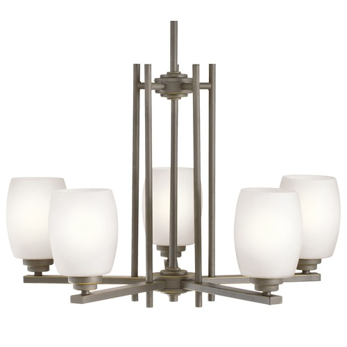 Kichler Lighting Kichler Lighting Eileen Olde Bronze LED Chandelier 1896OZSL16