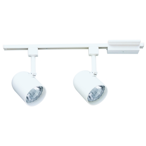 Juno Lighting Group Juno Lighting White Track Light Kit R2K2500WH