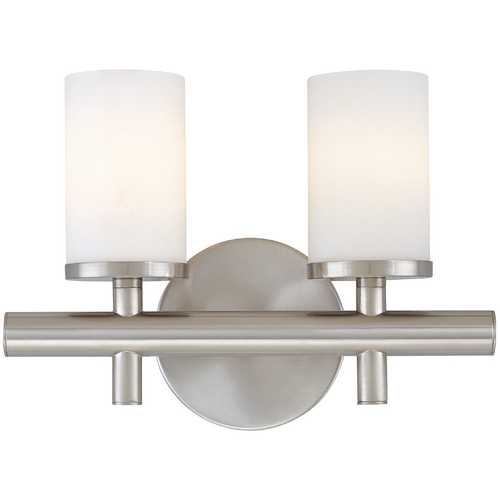 Dolan Designs Lighting Two-Light Bathroom Light 432-09