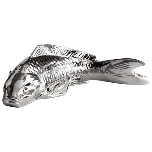 Cyan Design Cyan Design Swimmingly Sweet Chrome Sculpture 05988