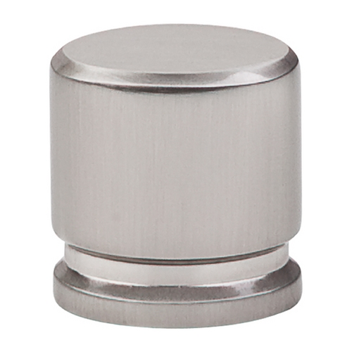 Top Knobs Hardware Modern Cabinet Knob in Brushed Satin Nickel Finish TK59BSN