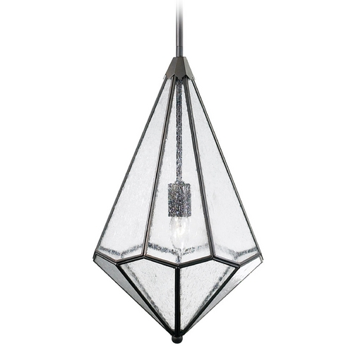 Cyan Design Cyan Design Octagon Stainless Steel Pendant Light 04205