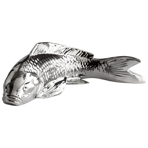 Cyan Design Cyan Design Swimmingly Sweet Chrome Sculpture 05989