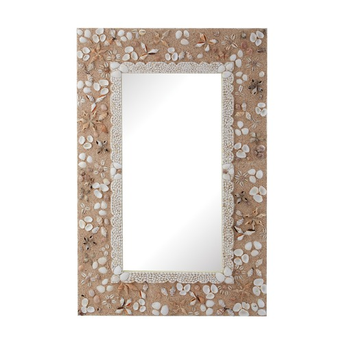 Dimond Lighting Rectangular Shell Mirror 159-015