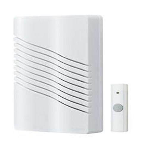 NuTone Nutone White Wireless Door Chime Kit LA226WH