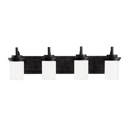 Sea Gull Lighting Sea Gull Lighting Winnetka Blacksmith LED Bathroom Light 44663EN3-839