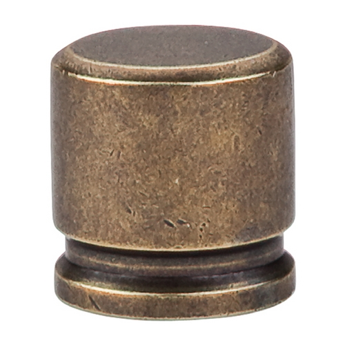 Top Knobs Hardware Modern Cabinet Knob in German Bronze Finish TK59GBZ
