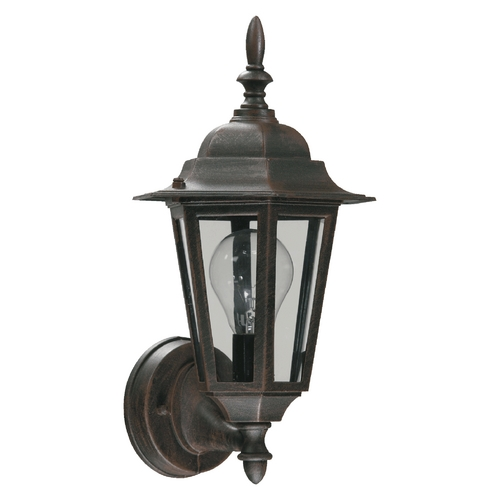 Quorum Lighting Quorum Lighting Rust Outdoor Wall Light 790-5