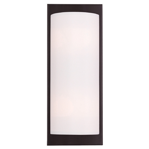 Livex Lighting Livex Lighting Meridian Bronze Sconce 50861-07