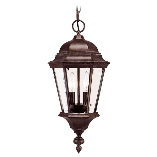 Savoy House Savoy House Walnut Patina Outdoor Hanging Light 5-1303-40
