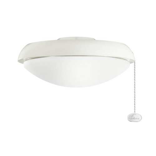 Kichler Lighting Kichler Light Kit in Satin Natural White Finish 380910SNW