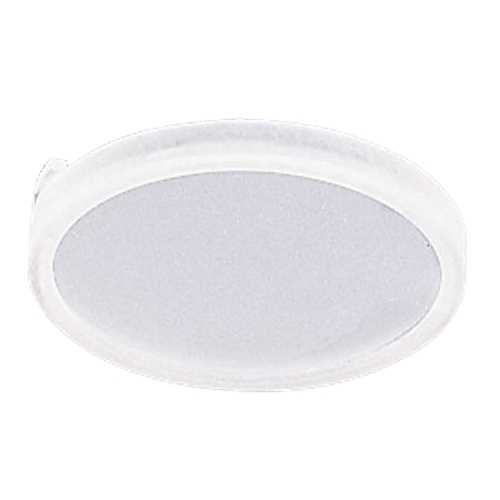 Sea Gull Lighting Sea Gull Lighting Satin White Xenon Disk Light Diffuser Trim 9414-33