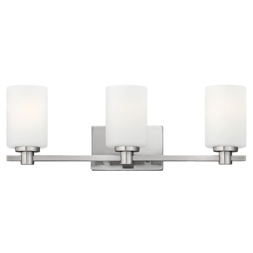 Hinkley Lighting Hinkley Lighting Karlie Brushed Nickel Bathroom Light 54623BN