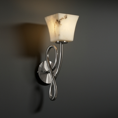 Justice Design Group Justice Design Group Lumenaria Collection Sconce FAL-8911-40-NCKL