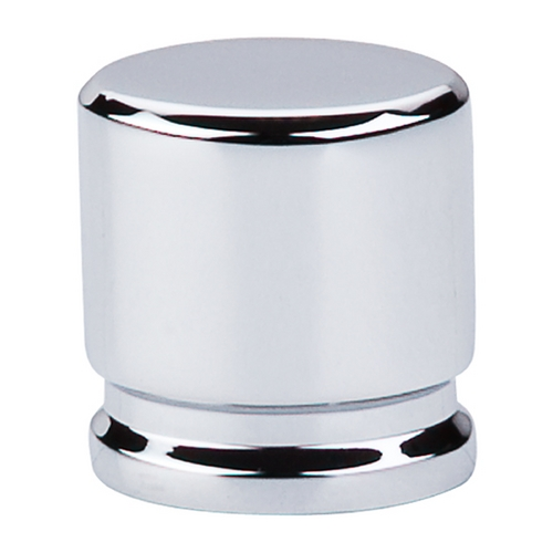 Top Knobs Hardware Modern Cabinet Knob in Polished Chrome Finish TK59PC