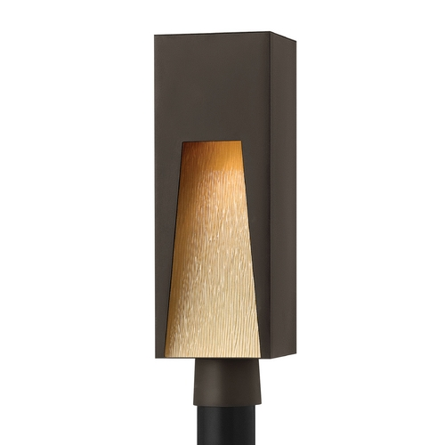 Hinkley Lighting Hinkley Lighting Kube Bronze Path Light 1761BZ