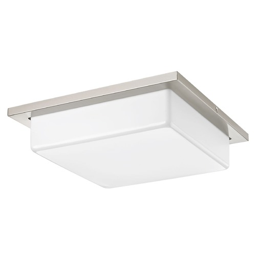 Progress Lighting Progress Lighting Transit Brushed Nickel LED Flushmount Light P3417-0930K9