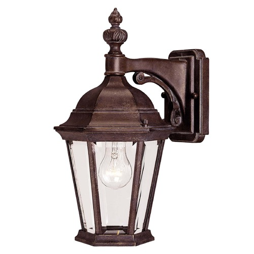 Savoy House Savoy House Walnut Patina Outdoor Wall Light 5-1304-40