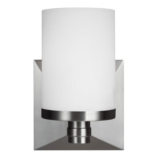 Feiss Lighting Feiss Lighting Randolf Satin Nickel Sconce VS22901SN