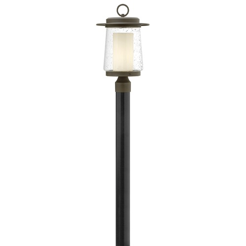 Hinkley Lighting Hinkley Lighting Riley Oil Rubbed Bronze Post Light 2011OZ-GU24