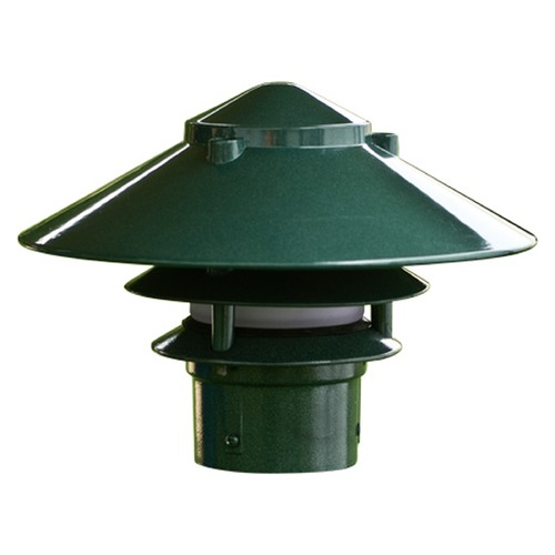 Dabmar Lighting Dabmar Lighting Green Path Light LV104-G