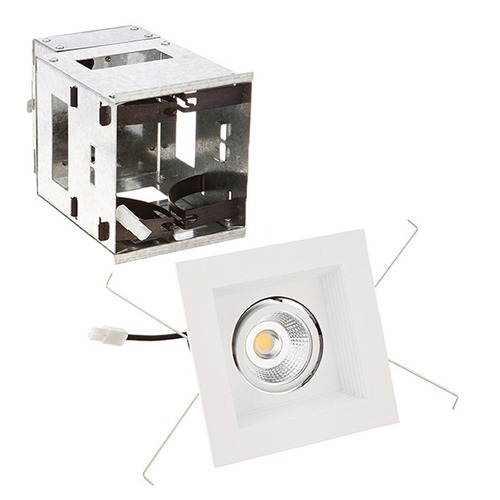 WAC Lighting WAC Lighting Mini Multiples White LED Recessed Kit MT-3LD111R-W930-WT