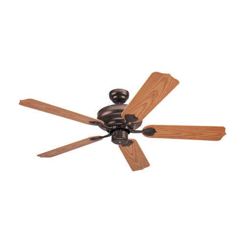 Sea Gull Lighting Ceiling Fan Without Light in Bronze Finish 1540-10