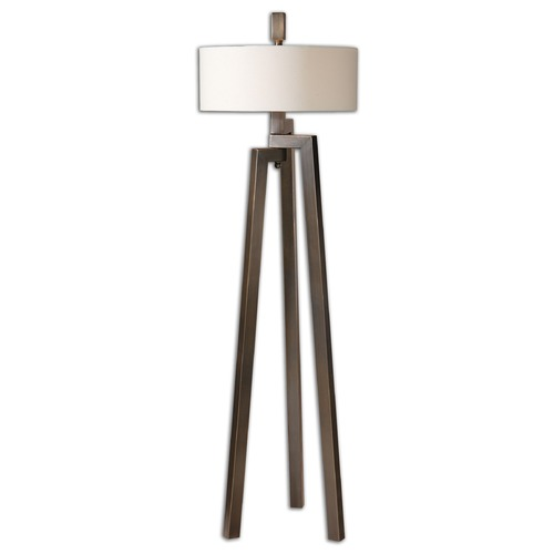 Uttermost Lighting Uttermost Mondovi Modern Floor Lamp 28253-1