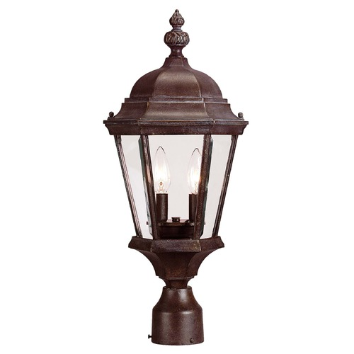 Savoy House Savoy House Walnut Patina Post Light 5-1305-40