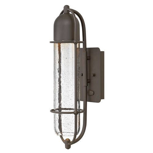 Hinkley Lighting Hinkley Lighting Perry Oil Rubbed Bronze Outdoor Wall Light 2380OZ