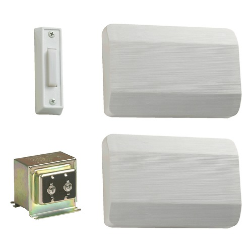 Quorum Lighting Quorum Lighting White Doorbell Chime 102-1-6