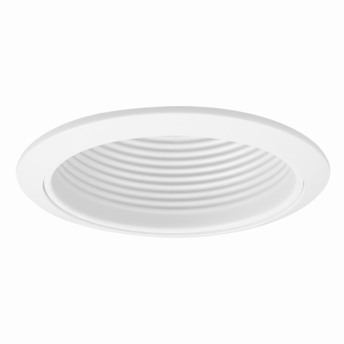 Elite Lighting Elite Lighting White Recessed Trim ELILB640WWH