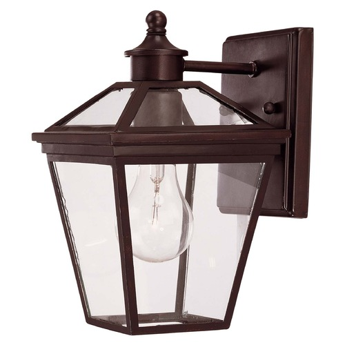 Savoy House Savoy House English Bronze Outdoor Wall Light 5-140-13