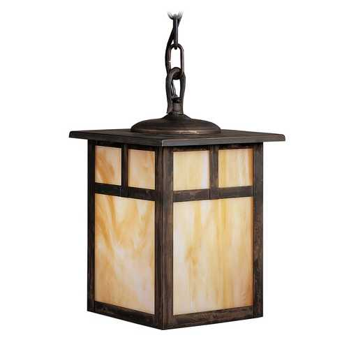 Kichler Lighting Kichler Outdoor Hanging Light in Canyon View Finish 9849CV