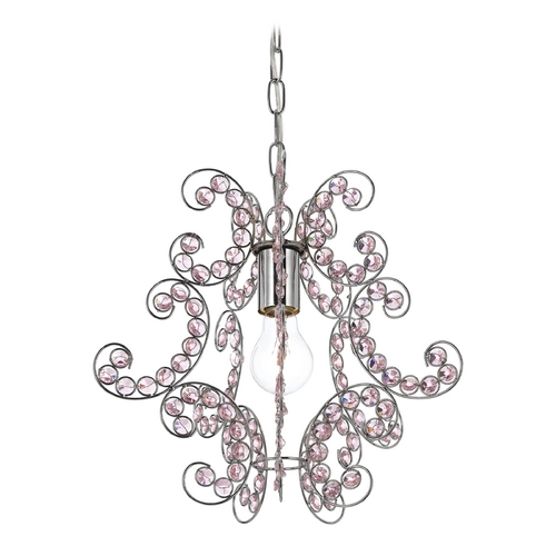 AF Lighting Sweet Dream Mini-Chandelier 8477-1H