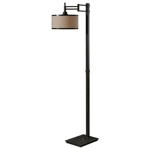 Uttermost Lighting Uttermost Prescott Metal Floor Lamp 28587-1